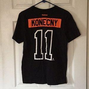 Philadelphia Flyers Travis Konecny T-shirt